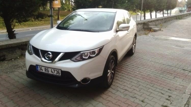 Şürüş İzlenimi: Nissan Qashqai 1.2 Otomatik