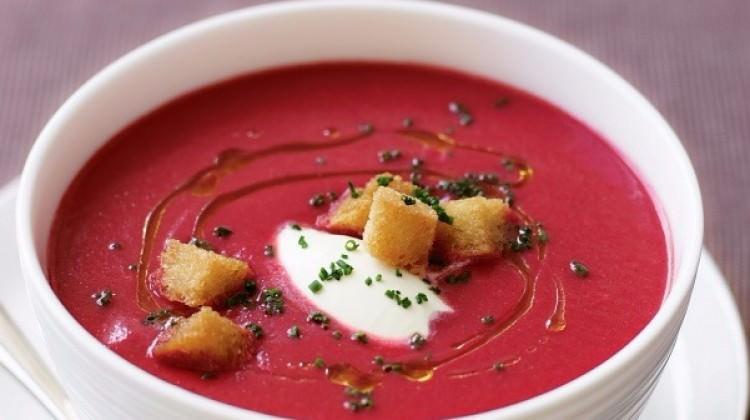 Tarçınlı pancar çorbası tarifi