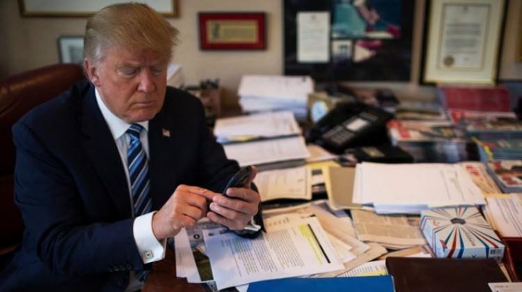 Trump'tan şaşırtan Twitter kararı!