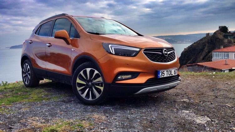 TEST: Opel Mokka X 1.6 CDTi