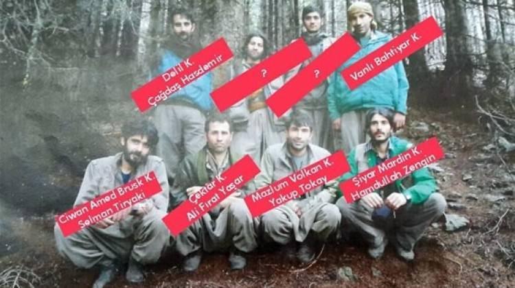 Karadeniz'de PKK'ya ağır darbe!