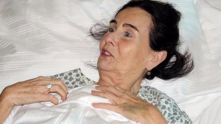 Fatma Girik: Her gün öldü diyerek...
