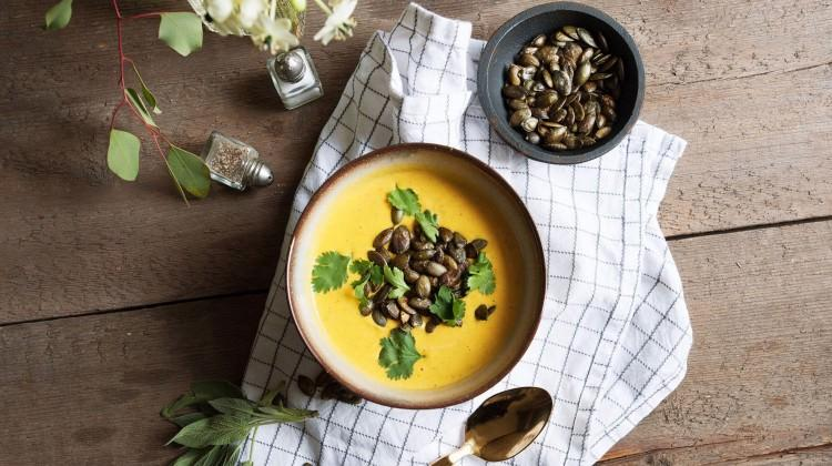 Havuçlu bal kabağı çorbası tarifi