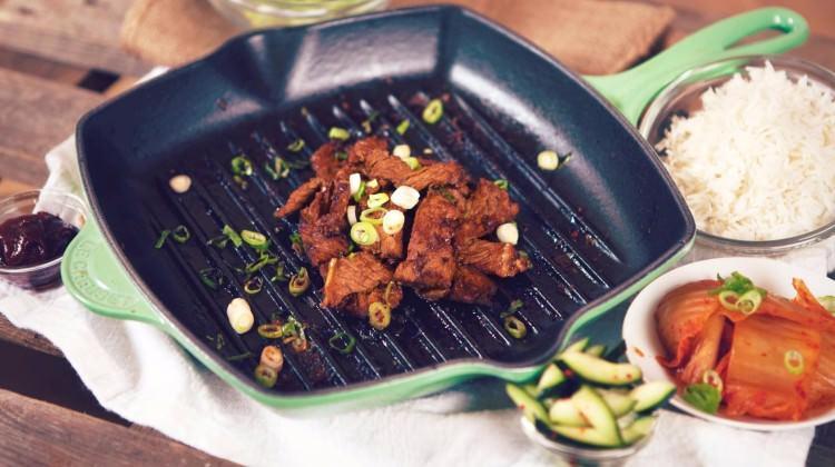 Kore barbeküsü tarifi