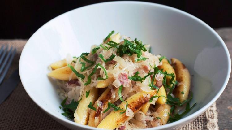 Lahanalı patates salatası tarifi