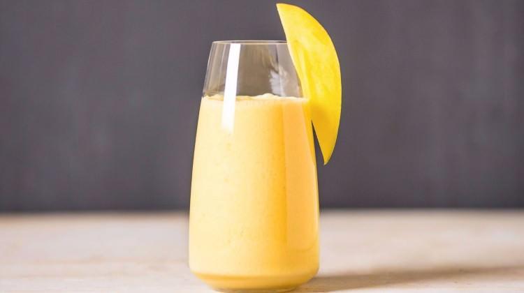 Mangolu smoothie tarifi