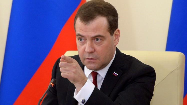 Medvedev'den iş dünyasını sevindirecek çağrı