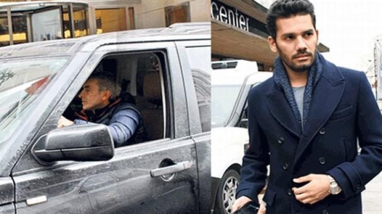 Rüzgar Çetin'e özel şoför