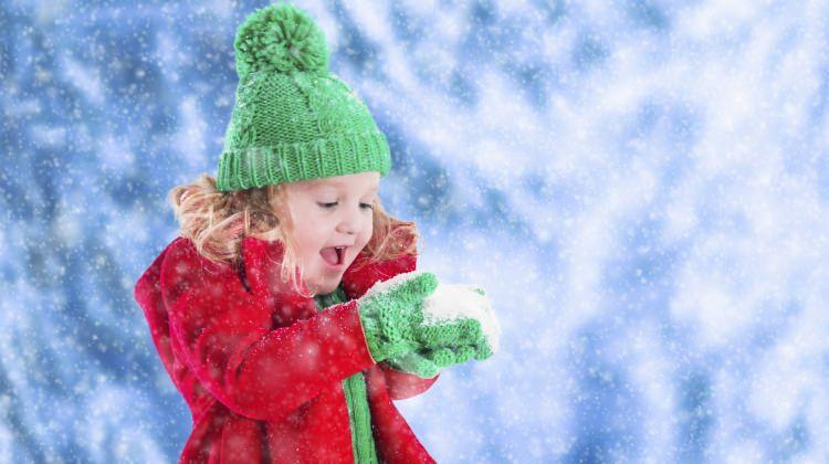 Kışın çocuklarınızı böyle giydirin!