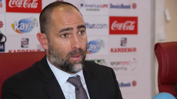 Igor Tudor'dan penaltı itirafı