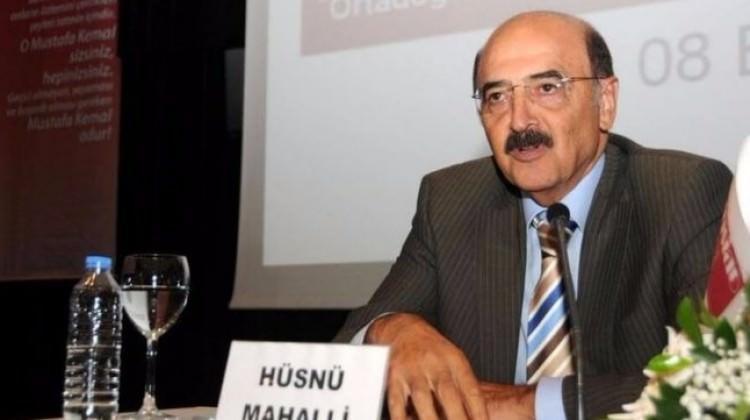 Hüsnü Mahalli'ye Cumhurbaşkanı'na hakaretten ceza