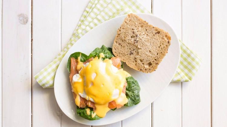Somonlu yumurta tarifi