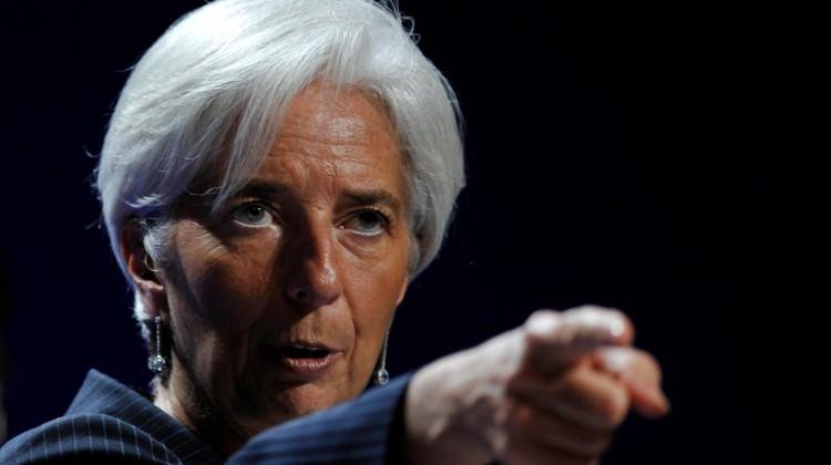 Lagarde'dan 'yeni kriz' uyarısı