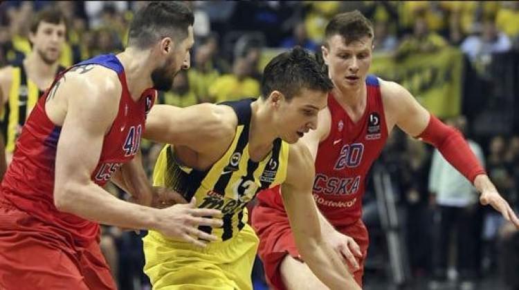 Avrupa'da haftanın maçı! Fenerbahçe-CSKA Moskova