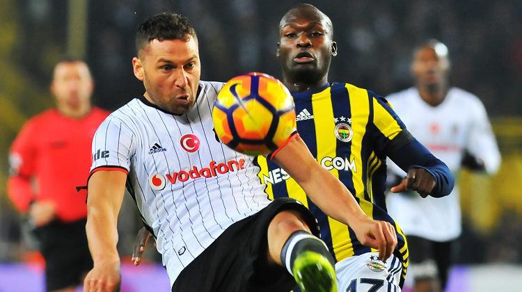 Beşiktaş-Fenerbahçe derbisinin biletleri tükendi