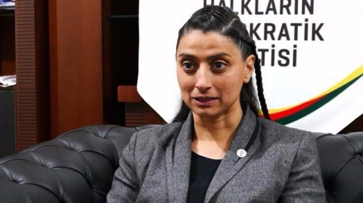 HDP'li Feleknas Uca'dan Mehmetçik'e alçak sözler