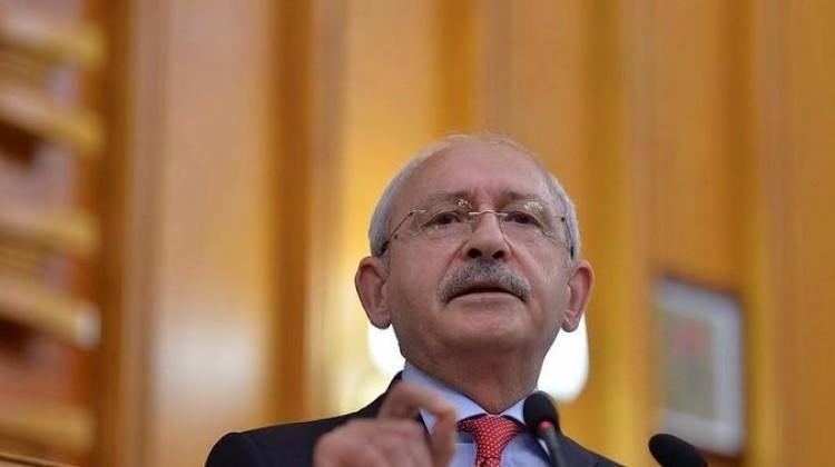 Kılıçdaroğlu'ndan El- Bab açıklaması