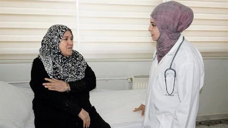Suriyeli doktorların beyaz önlük heyecanı