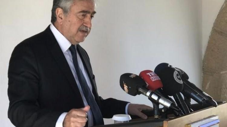 Kıbrıs toplantısında kriz! Akıncı o anları anlattı