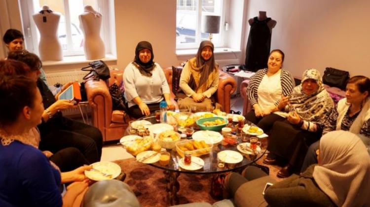 Berlin'deki Türk kadınlarına istihdam sağlıyor