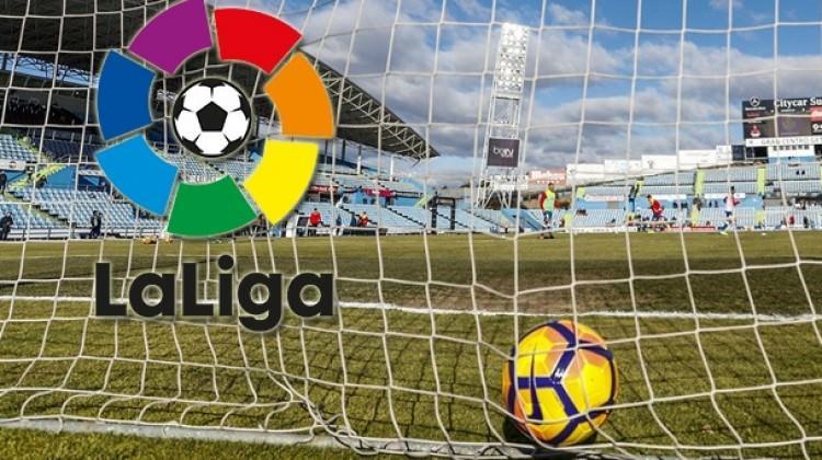 La Liga maçları Facebook'ta