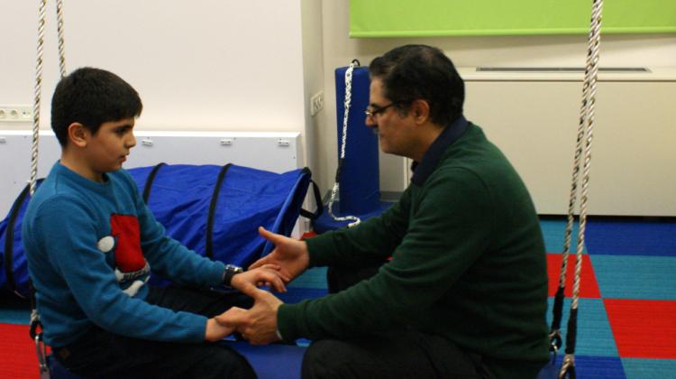 Otizm tedavisinde yeni yöntem: Ergoterapi