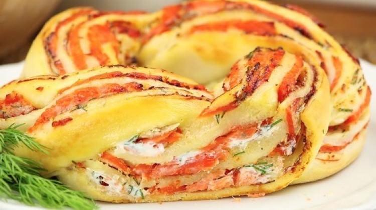 Pizza hamuruyla sadece pizza yapılmıyor!