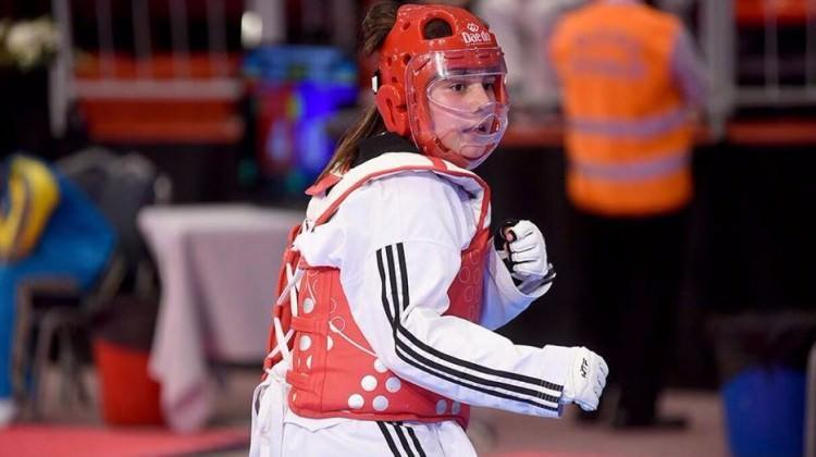 Taekwondo Avrupa 3.sü Gökyüzü Koleji'nden