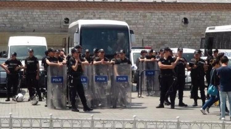 Taksim Meydanı'nda büyük değişiklik!