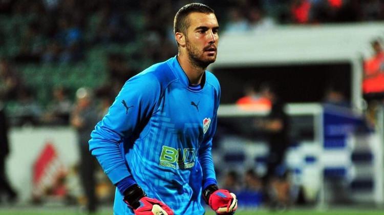 'Bir daha Bursaspor forması giymem!'