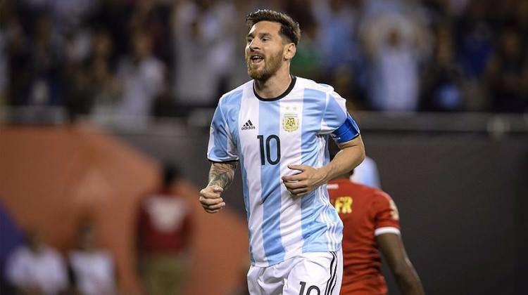 'Messi keşke Brezilyalı olsaydı...'