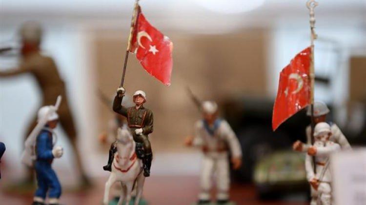 Milli ve yerli oyuncaklar Düzce'den geliyor...