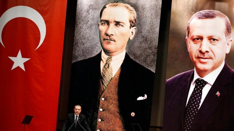 Erdoğan ve Atatürk farklarına rağmen benzeşiyor!