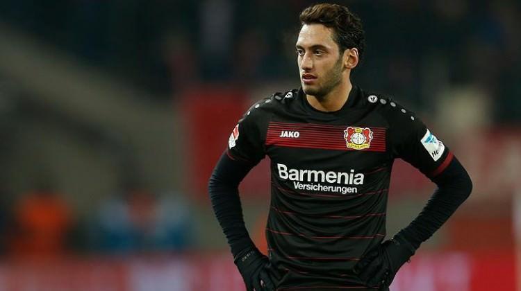 Leverkusen'de Çalhanoğlu kararı