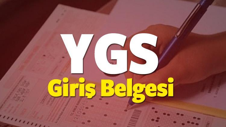 2017 YGS sınav giriş belgesi çıkartıp yazdırma ekranı
