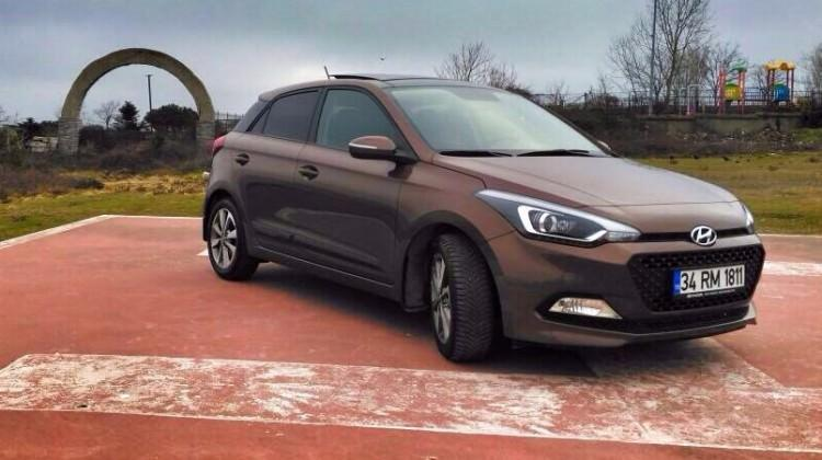TEST: Hyundai i20 1.4 Otomatik