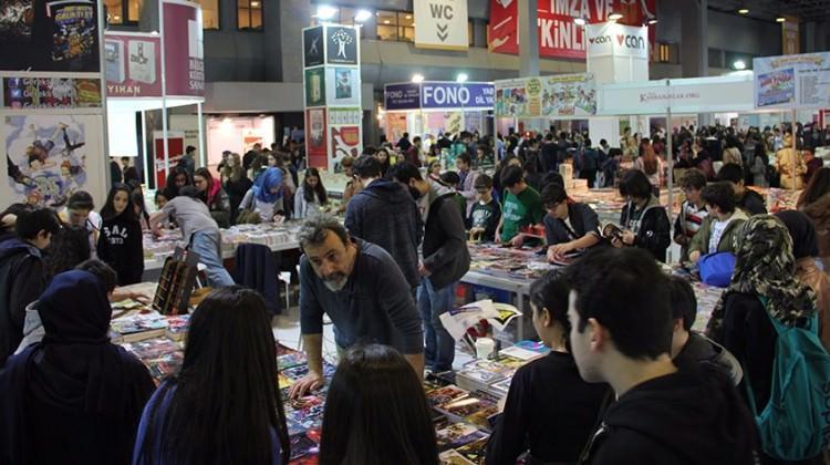 CNR Kitap Fuarı, rekor katılımla tamamlandı