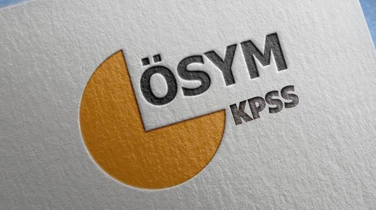 2017 KPSS sınavı ne zaman? ÖSYM açıkladı