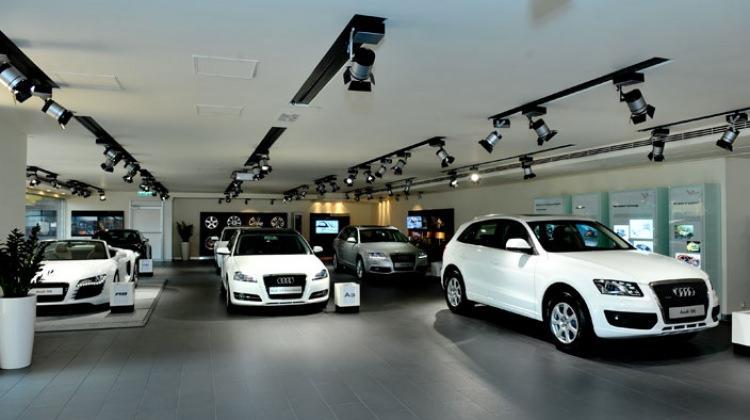 Avrupa otomobil pazarı yüzde 6,1 büyüdü
