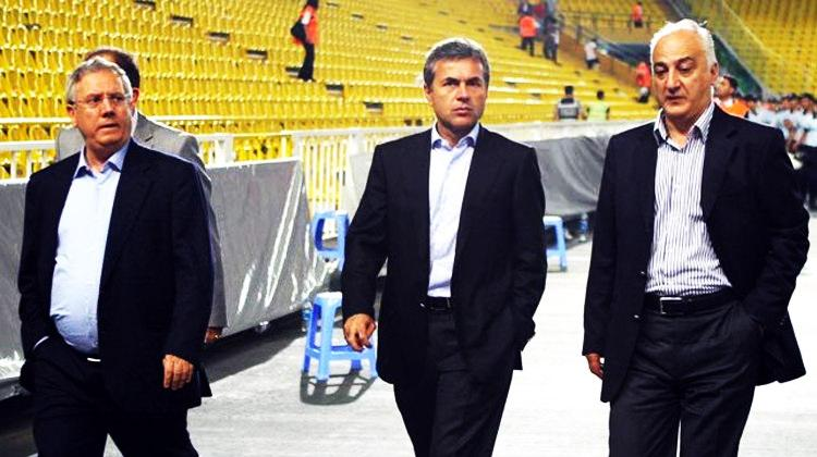 Fenerbahçe'de yeni dönem başlıyor!