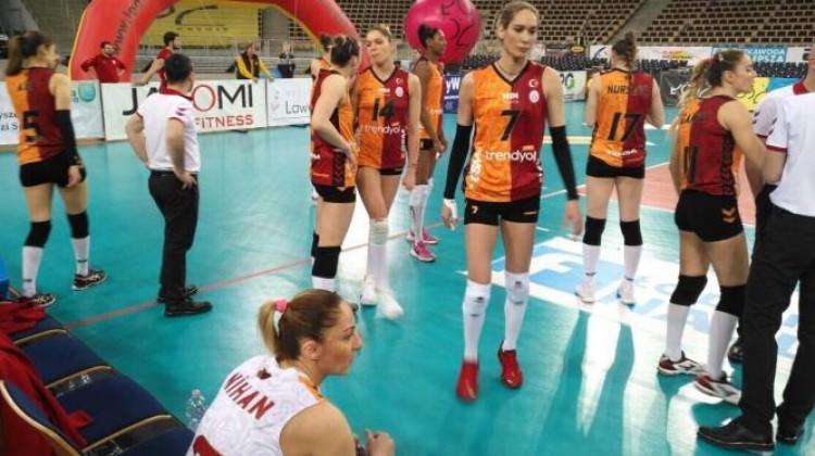 Galatasaray filede yarı finalde!