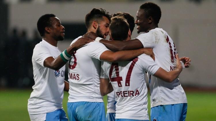 İkinci yarının lideri Trabzonspor!