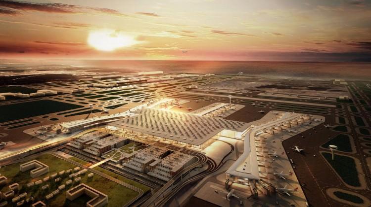 İstanbul Airport City yabancıyı Türkiye'ye çekecek