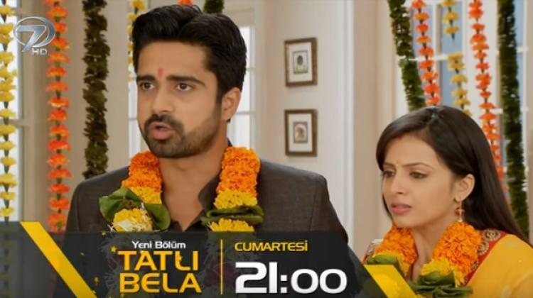 Kanal 7 Tatlı Bela 13.bölüm izle! Astha ve Shlok zor durumda