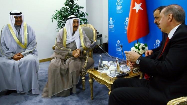 Kuveyt Emiri Türkiye'ye geliyor