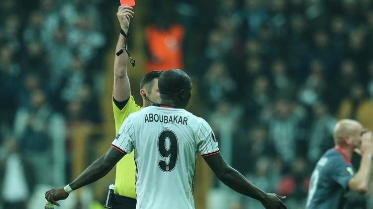 Olay adam Aboubakar ilk kez konuştu! 'Yaptığım...'
