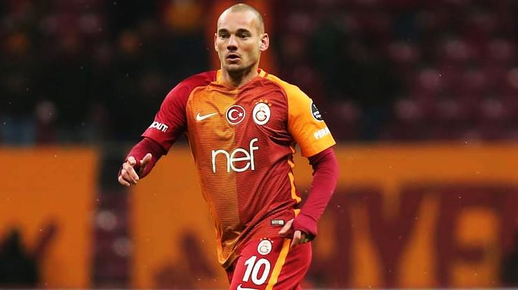 Sneijder, Tudor'u pişman etti