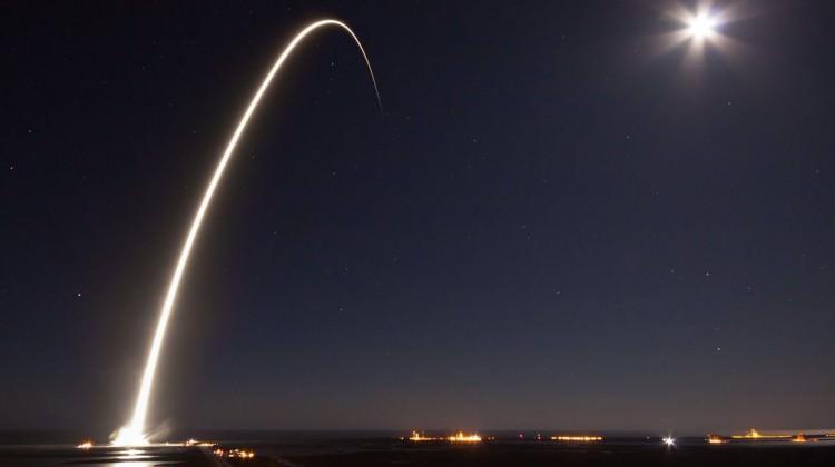 SpaceX dünyaya döndü
