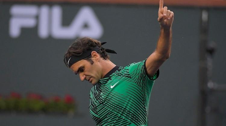 Federer'in rüya sezonu devam ediyor! Şampiyon...