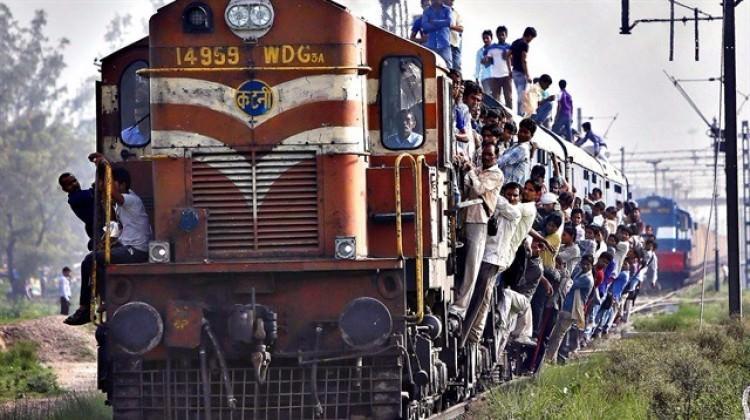 Demir yolu şirketine dava açtı tren kazandı